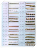 Brass Chain for imitation jewelry-KT2654-
