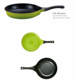 Richef Ravissant frypan sereis_ made in korea