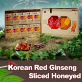Korean Red Ginseng Sliced Honeyed