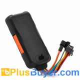 Quad Band Real Time GPS Tracker For Vehicles And Motorcycles