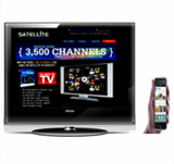 CAMPING/ CARAVAN SATELLITE TV