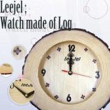 Leejel wood clock_102A