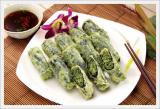 Deep Fried Chlorella Seaweed Roll