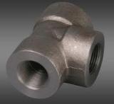 duplex stainless ASTMA182 F20 socket weld tee