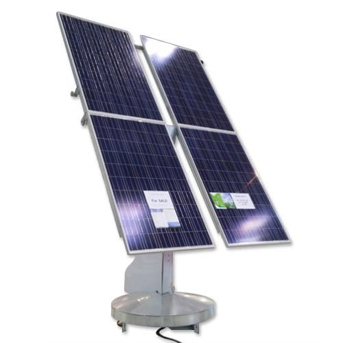 PV_ Thermal Solar Tracker System