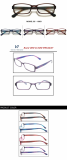 Fashion Optical Frame Eywear TR