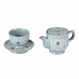 _Yesongyo_ Celadon Single Tea Set