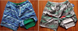 Islandia brand on sales_ Men_s reversible beach short