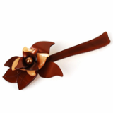 Cara hair barrette (hair accessory, barrette)