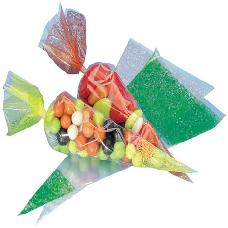 Product Thumnail Image Zoom Triangle Bopp Candy Bags