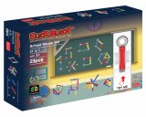 Click Block_ Magnet educational toy X_bar_Schoolhouse Set 23