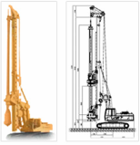 Rotary Drilling Rig (RDR)