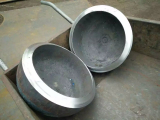 seamless high pressure pipe cap