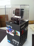 New GoPro HD Hero4 Black Edition Hero 4 CHDHX401 4K 12MP Ca