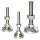 LEVELLING FOOT _HEAVY DUTY BEARING TYPE_