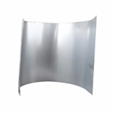 Steel plate for protection