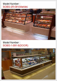 Customized Bakery-SOBG-2R-091(Marble), SOBG-1-091-9(DOOR)