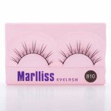 false eyelashes/style#810