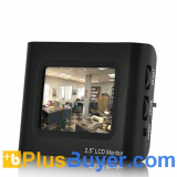 2.5 Inch TFT LCD Monitor for Testing CCTV Cameras