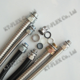 Metallic electrical flexible cable conduit