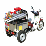 3 wheel motorcycle mounted thermal fogger IZ_1000W