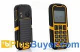 Rugged Senior Citizen Phone (Dual SIM, Quad Band, Bluetooth, SOS)