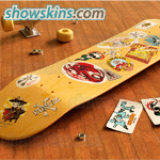 Best skateboard decals_custom skateboard stickers for sale