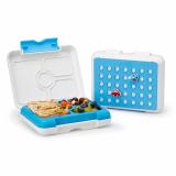 FLEX_LOCK KIDS Silicone Food Tray Lunch Box
