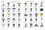 LED Yard Lamp / LED garden Lamp / LED Yard lamp housing