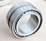 full complement cylindrical roller bearings used in grabs