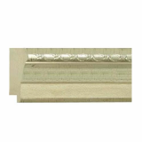 polystyrene picture frame moulding - 2141 Silver