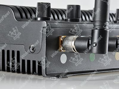 Five-Channel Mobile Signal Jammer
