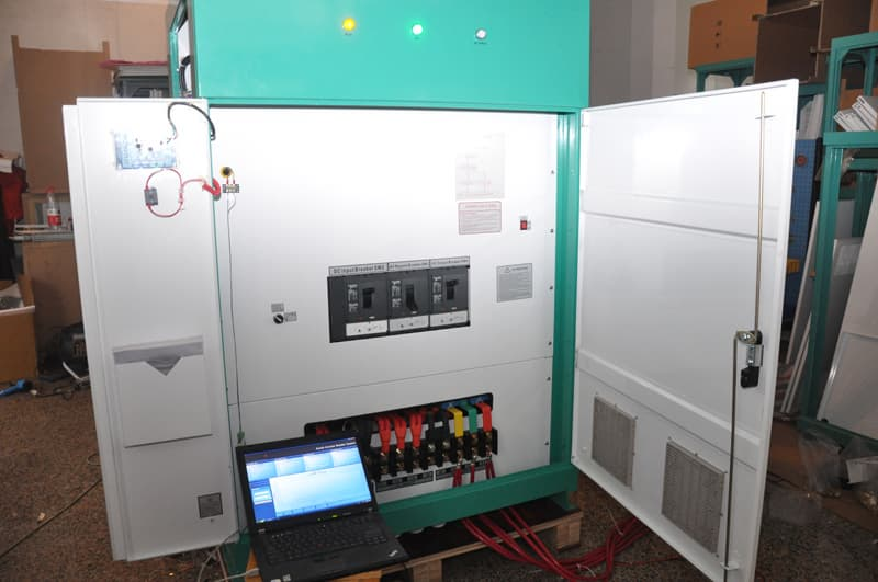 200KW off grid power inverter DC to AC Inverter