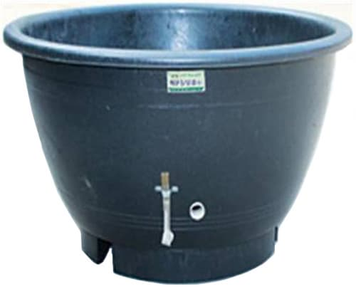 Self_watering pots for home and public places