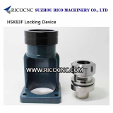 HSK63 Tool Holder Tightening Fixture ISO40 BT40 Tool Locking