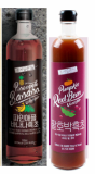 Vinegar series_Pineapple Banana_ Pumkin_Red bean_