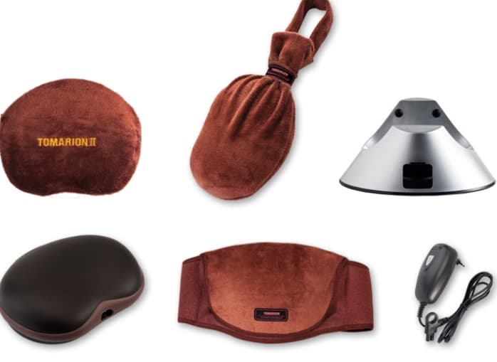 Tourmaline Far Infrared Personal Heating Massager Ver 2