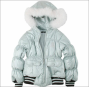 Silver Padding Jacket[Seoul Mulsan Co., Ltd.]