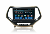 Jeep Central Stereo Navigation System OEM for Cherokee In Da