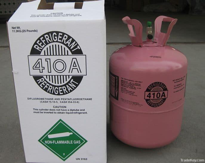 Hybridm R410a Refrigerant Gas 11 3kg Net Weight For Ac