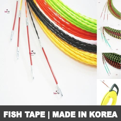 fiberglass fish tapes