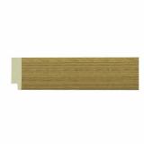 polystyrene picture frame moulding - 340 Line Gold