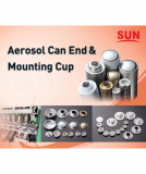 AEROSOL ENDS & MOUNTING CUP