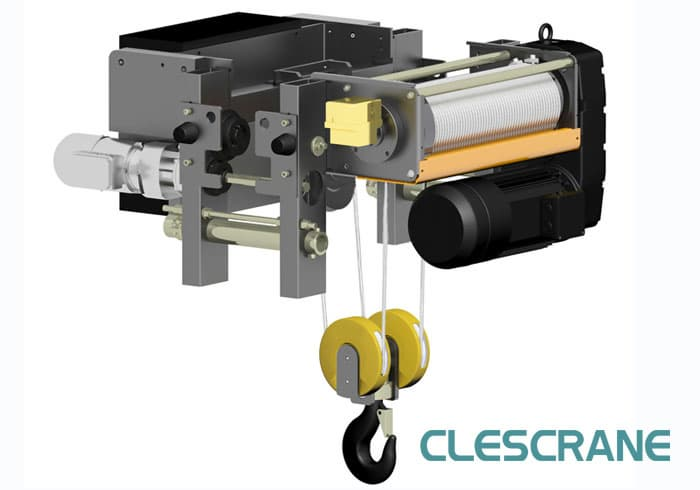 CH Series Wire Rope Electric Hoist Manufacturers from Cles Crane ...