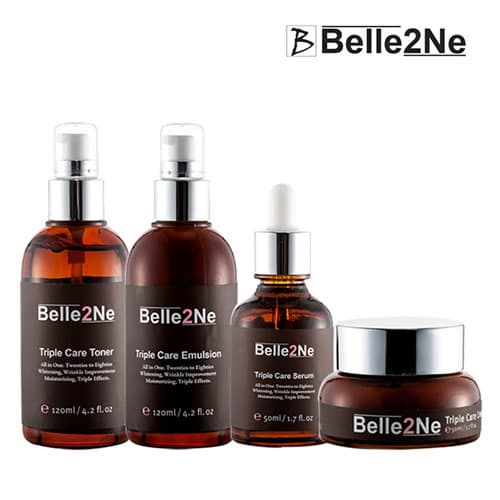 Belle2Ne AiO2080 Triple Care Whitening_Anti_Aging Cream