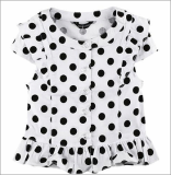 Polka Dot Blouse[Seoul Mulsan Co., Ltd.]