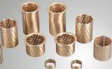 bronze bushing,flanged bearing,oilless bearing,self lubricating bearing