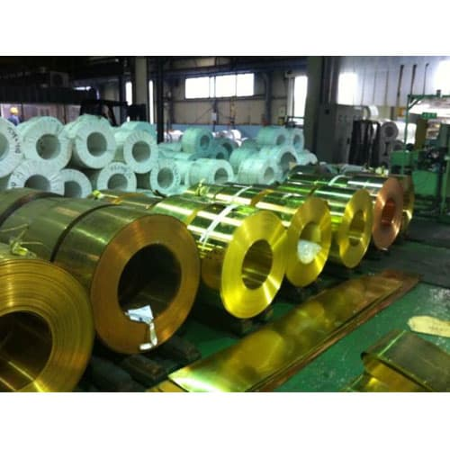 Brass- Copper- Phosphor Bronze Strip