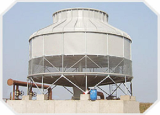 Cooling tower and spare parts