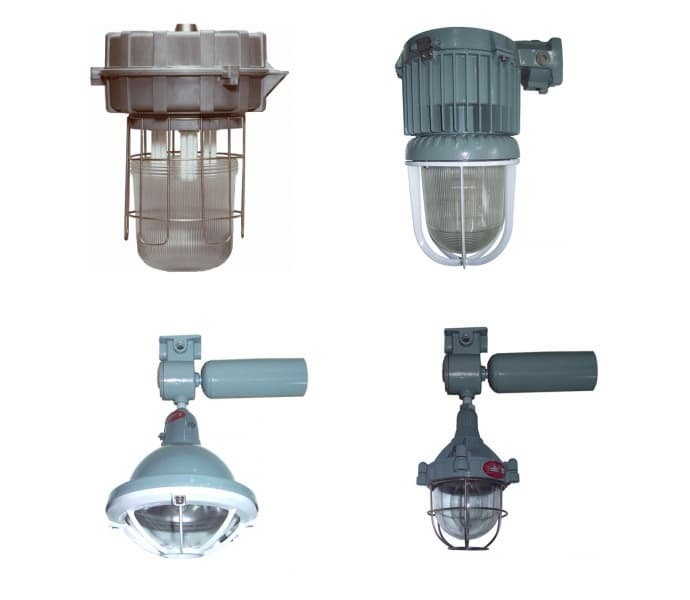 Industrial Lighting of explosion proof_ weather proof type